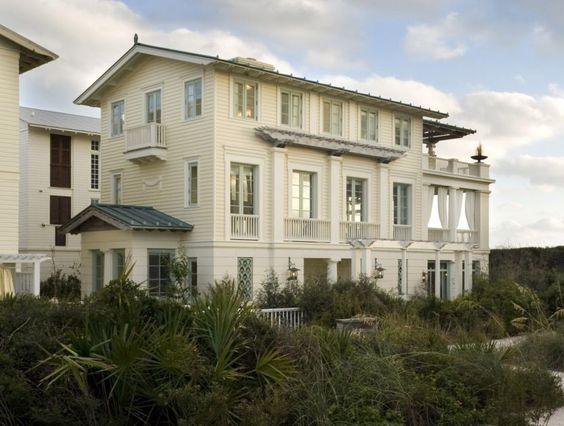 Beautiful beachside home