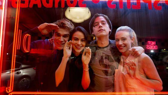 Riverdale: serie de la CW