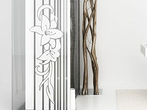 Graz Design 980043_57 Glasdekor Fensterfolie Aufkleber Sichtschutz Glastür Blumen Retro Banner (Größe=141x57cm) Graz Design http://www.amazon.de/dp/B00GZMX66M/ref=cm_sw_r_pi_dp_juTfub12R02WC