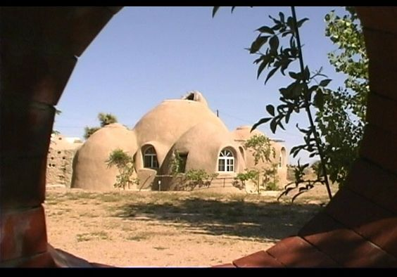 eco dome house-