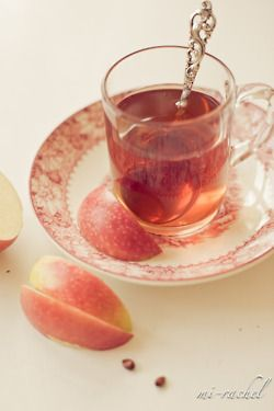 apple tea-a must when visiting Turkey.  It is actually very delicious!  For some reason, the tea you buy to bring home is never as good.  I have brought apple tea back twice from 2 separate trips to Turkey and was disappointed every time.  So, enjoy it while you are there!   :)