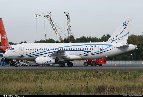 Photo of RA-89048 Sukhoi Superjet 100-95LR by SeniorNN