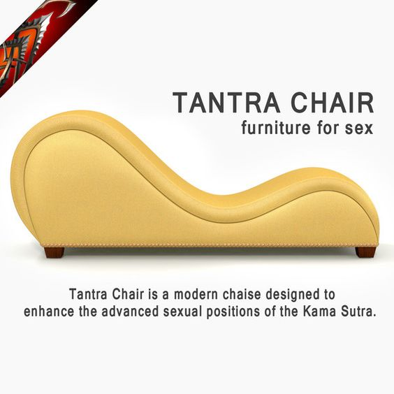 Tantra Chair Sex Furniture Design