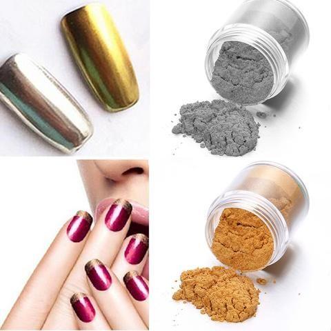 New Mirror Glitter Nail Powder