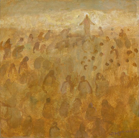 Every Knee Shall Bow by J. Kirk Richards
