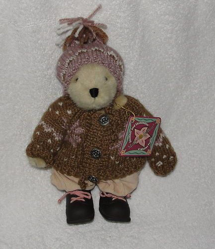 1995 Muffy Vanderbear Factory Dressed Sleddin' and Skiddalin' Outfit | eBay
