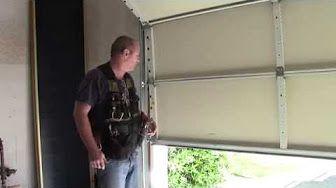 Broken Garage Door Cable - Reliable Garage Door - YouTube