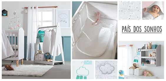 #decoração #quarto #bebé #inspiração #ideias