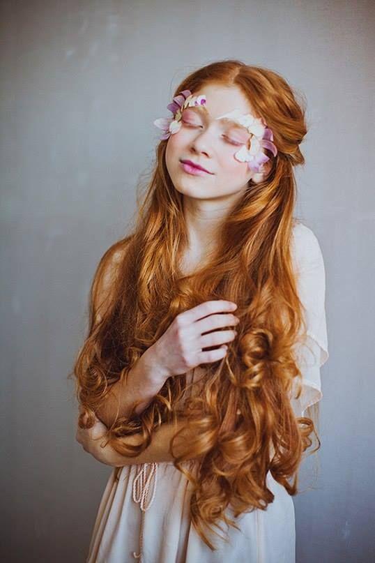 OMG her hair is stunning!!! xxx