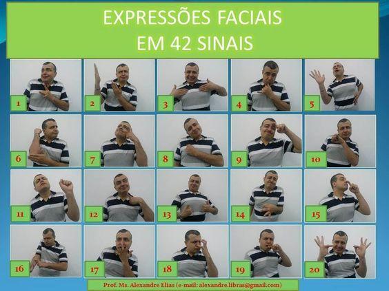 Alexandre Elias - EXPRESSÕES FACIAIS