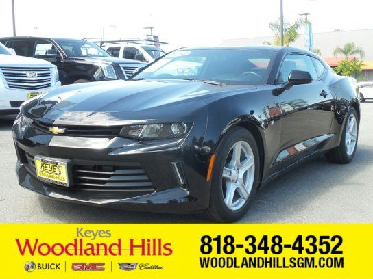Coupe 2016 Chevrolet Camaro Lt Coupe With 2 Door In Woodland Hills Ca 91367 Chevrolet Camaro Chevrolet Camaro
