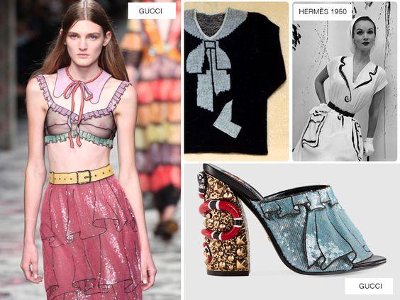 Fashion Bubbles - Moda como Arte, Cultura e Estilo de Vida O efeito Trompe L'oeil - Um truque de perspectiva que dominou o mundo da moda