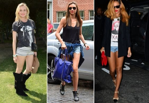 Indossare gli hot pants - MarieClaire