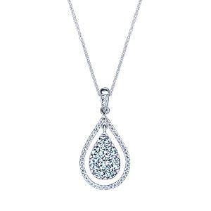 pear shaped diamond pendant settings   ... of a Kind, Custom, Pendants, Rare Gemstone Necklaces - Jewelry Designs