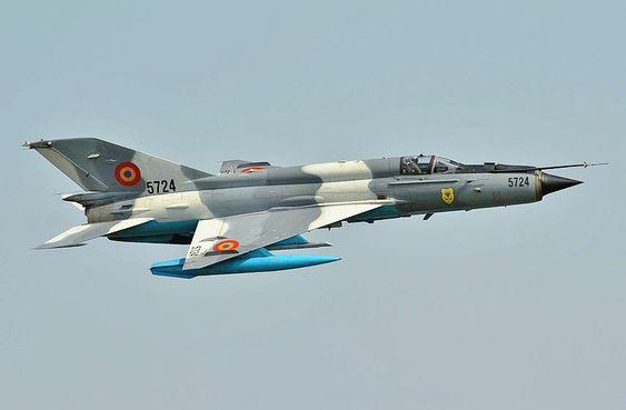 میگ -21