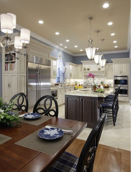 Transitional Kitchen Designs Ideas Entrancing Decorating Inspiration