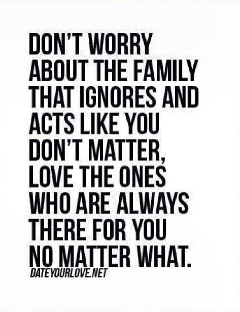 Fake family quotes - Pinterest