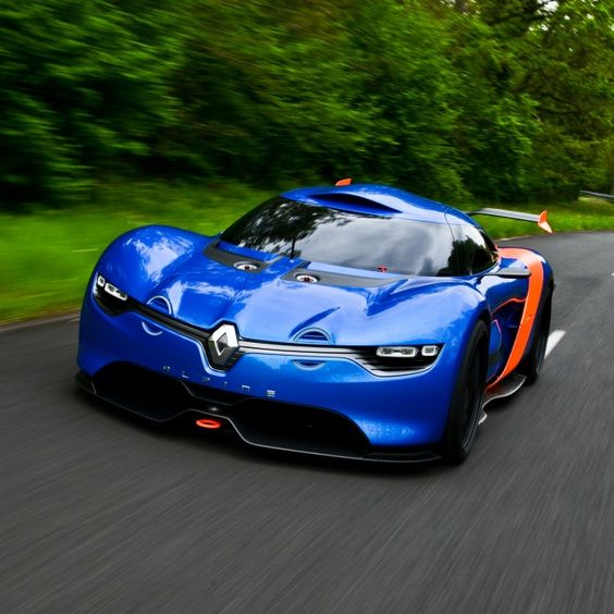 Renault reinterprets the Alpine A110