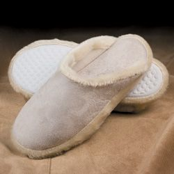 Georgine Saves » Blog Archive » Good Deal: Memory Foam Slippers $9.99 + Ship FREE