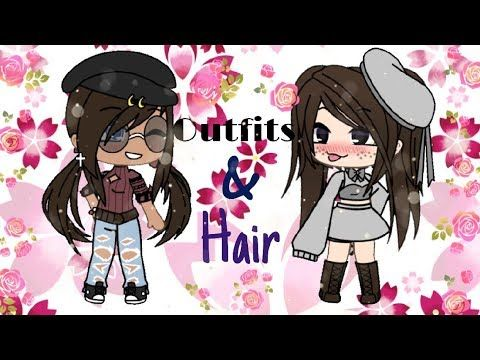 Gacha Life Outfit Hair Ideas Picture Outfits Deviantart Drawings Character Outfits