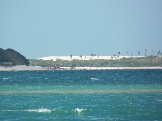 Lagoa do paraíso, Ceará