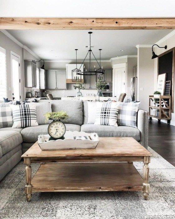 Amazing Farmhouse Living Room Ideas To Copy Right Now 23 Farmhouse Decor Living Room Farm House Living Room Modern Farmhouse Living Room