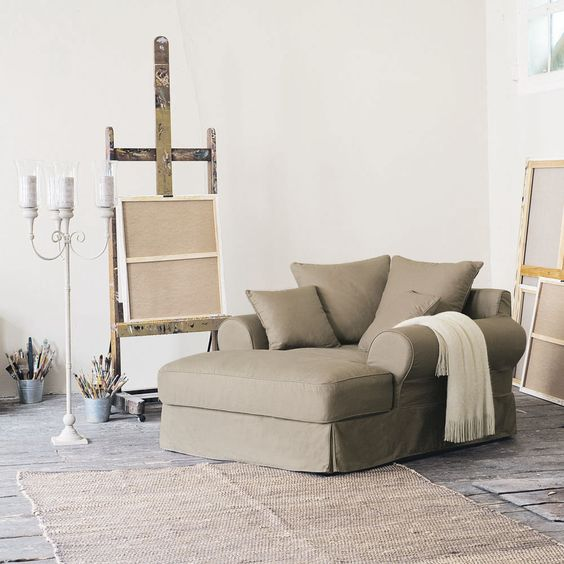 Taupe loges and euro on pinterest for Chambre xxl taupe