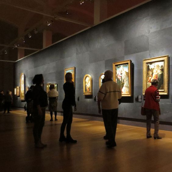 Botticelli - Renaissance, Gemäldegalerie, Berlin  #botticelli #renaissance #berlin #gemaeldegalerie #exhibition