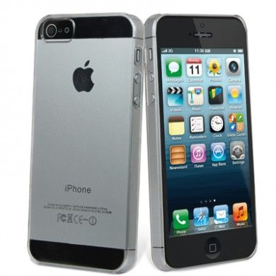 Capa Muvit Cristal iPhone 5 - Transparente