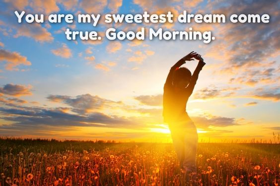 good morning inspirational sayings wishes for her