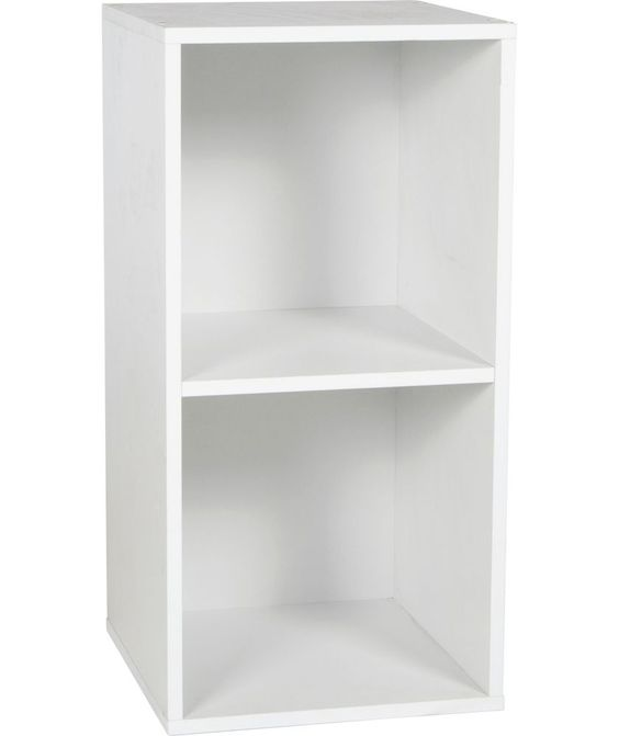 Phoenix 2 Cube Storage Unit White At Argos Co Uk Your Online For Children S Toy Bo And Home Pinterest