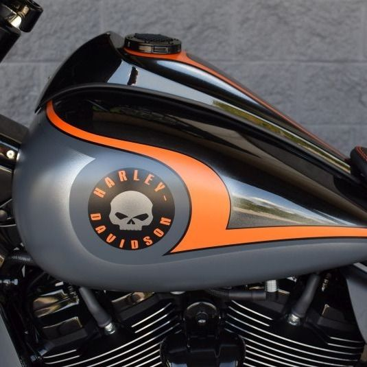 Harley Davidson Street Glide Bagger Custom By The Bike Exchange