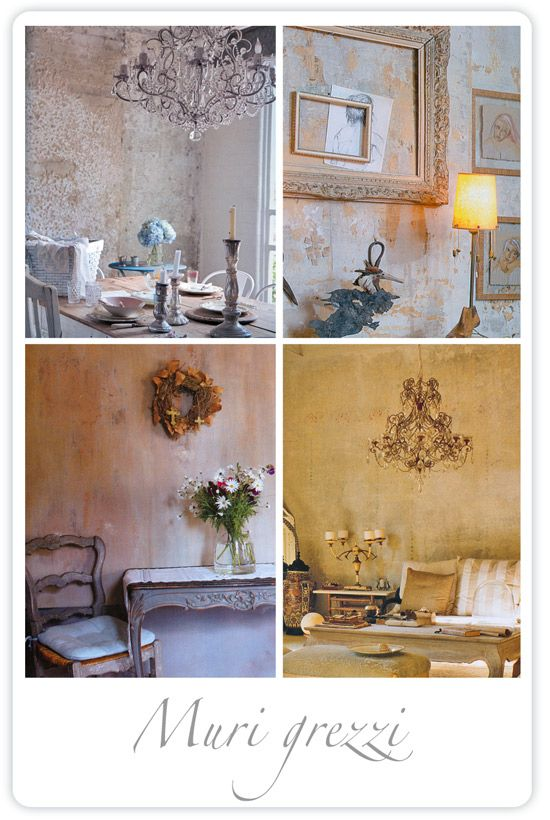 pareti shabby chic : On friday, Shabby chic and Shabby on Pinterest