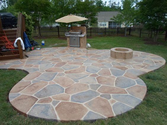 patio ideas   ... Patio ideas 4608x3456 stone patio designs home improvement ideas