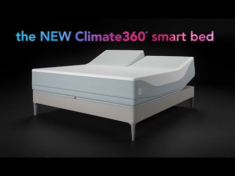 Discover Sleep Number S Latest Innovation With The Climate 360 Smart Bed Temperature Balancing Features Coupled With Advanced Sleepiq Tech In 2020 Smart Bed Bed Sleep