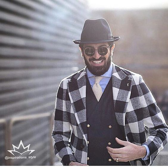 "Dapper Men Fashion Style on Instagram: ""Great style inpirations in Florence at Pitti 89 by our friend @leonidaferrarese  Photo by the best @eleonoraph  Stay tuned on  @inspirations_style for the best shot directly from Fortezza da Basso """