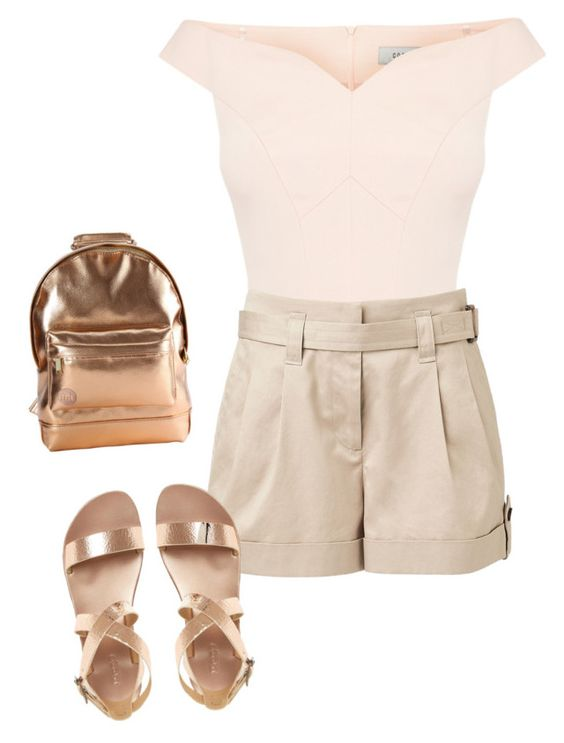 """""""Untitled #1867"""" by sylviabunny ❤ liked on Polyvore featuring Witchery and Mi-Pac"""