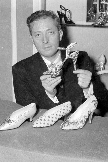 Roger Vivier for Christian Dior 1954