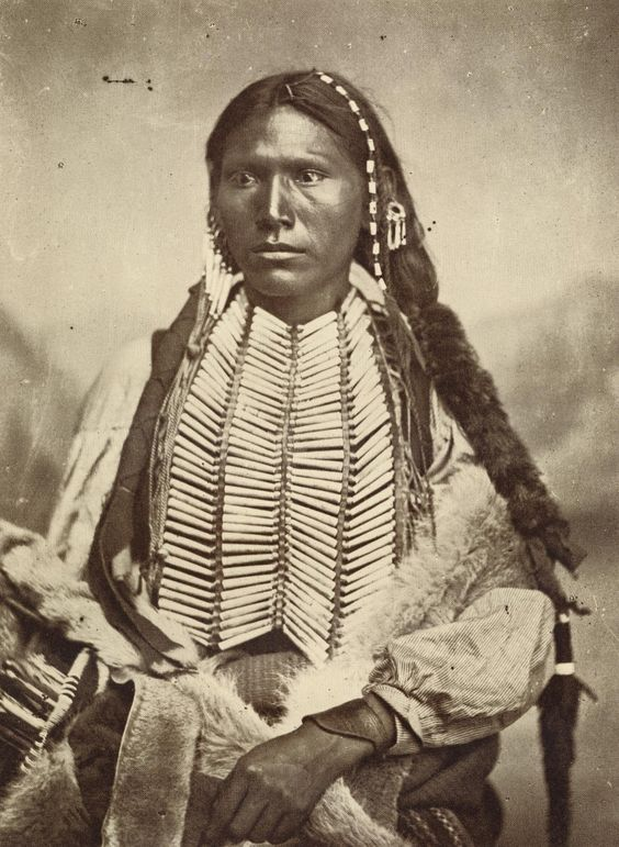 black indians | American Indians Photo Page One | Vintage ...
