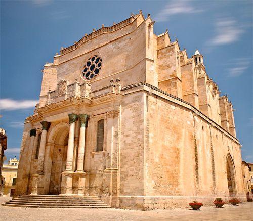 La Catedral De Menorca Menorca Catedral Iglesia Catedral