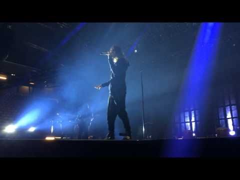 30 seconds to mars - soundcheck in Amsterdam full version part 4