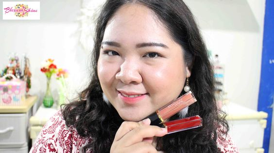 Purbasari Hi-Matte Lip Cream I Ombre Lips I Shade 1&5