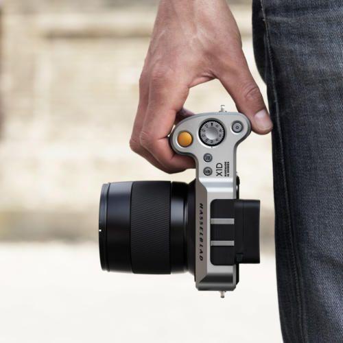 Hasselblad X1D, Mittelformatkamera 2