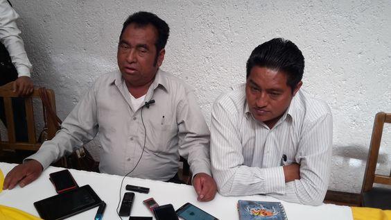 TweetEste sábado aproximadamentea las 6:30de la mañana, pobladores de35 distintas comunidadespertenecientes al municipio de San JuanChamula, Chiapas, arribaron a laplaza central de la localidad con la finalidad de entablar un diálogo con las autoridades municipales y llegar acuerdos, para darle solución a sus inconformidades. Se […]