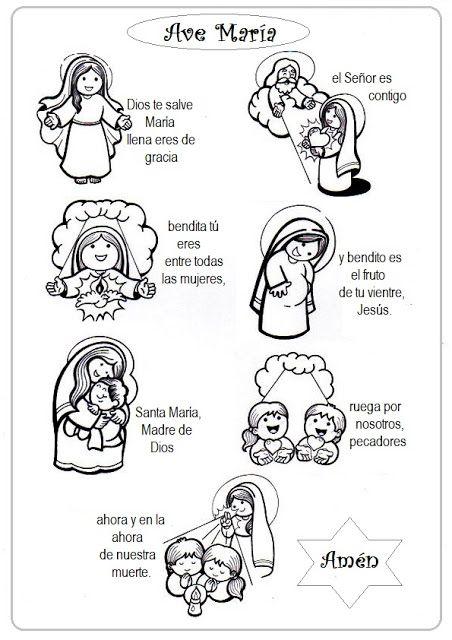 El Rincón de las Melli: VIRGEN MARIA
