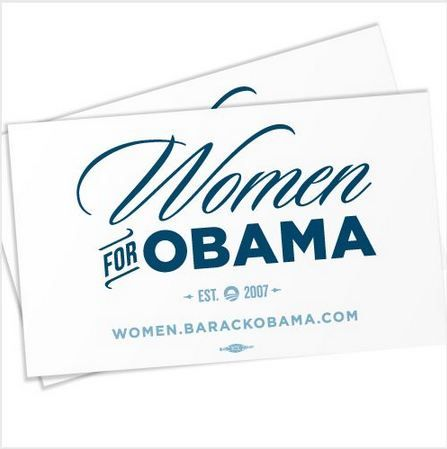If you're a woman for Obama, make sure everybody knows it. Just tell us where to send your free bumper sticker: http://OFA.BO/AK9LuS