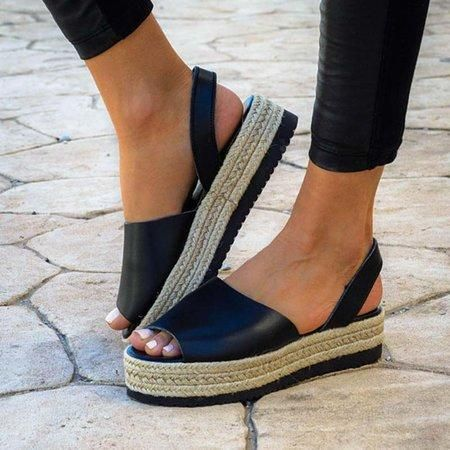 Fashionable Espadrilles