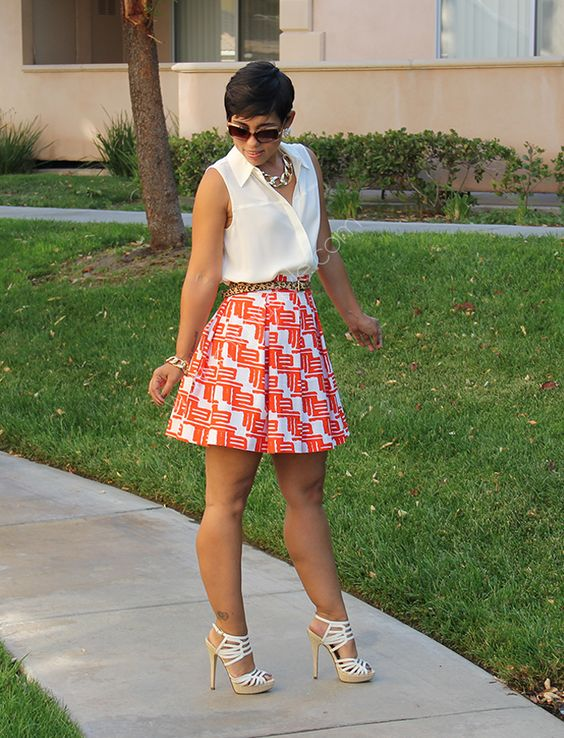 diy pleated skirt pattern review m6706 my diy fashion
