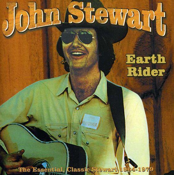 John Stewart - The Essential John Stewart 1964-79: Earth Rider