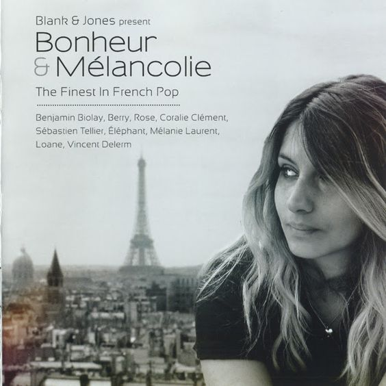VA - Bonheur & Mélancolie- The Finest In French Pop (2013)
